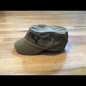 PUMA military style hat.